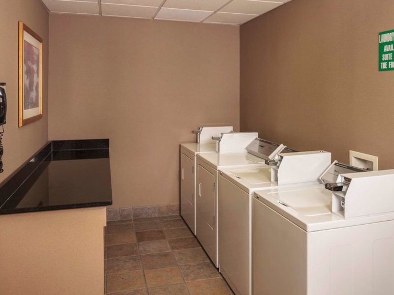 Homewood Suites Dallas - Market Center Badezimmer