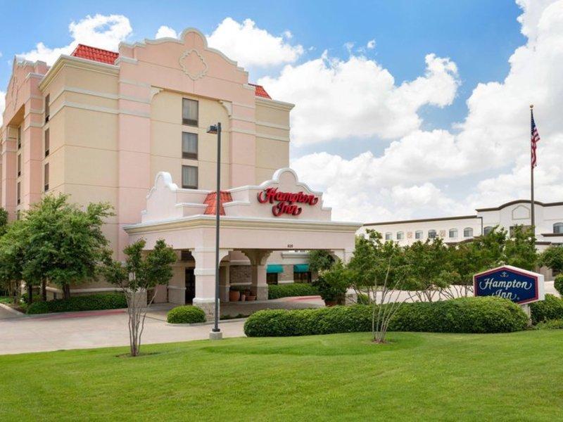 Hampton Inn Dallas-Irving-Las Colinas Außenaufnahme