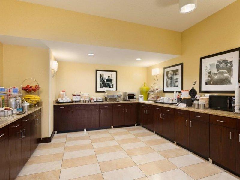 Hampton Inn Dallas-Irving-Las Colinas Restaurant