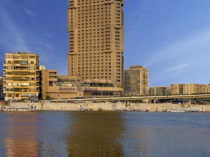 Ramses Hilton Außenaufnahme