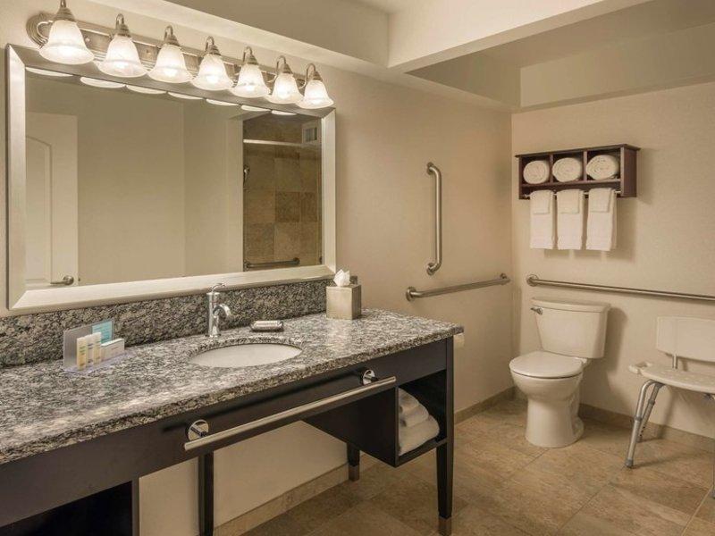 Hampton Inn Chicago Downtown/Magnificent Mile Badezimmer