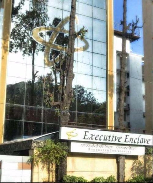 Executive Enclave Außenaufnahme