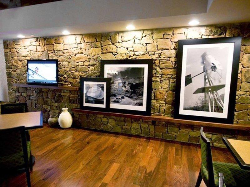 Hampton Inn Austin - Northwest Arboretum Badezimmer