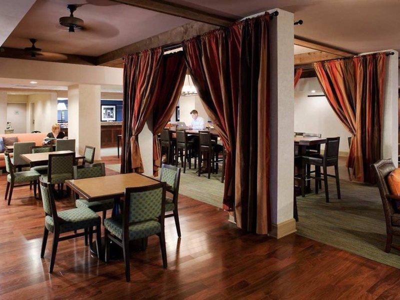 Hampton Inn Austin - Northwest Arboretum Lounge/Empfang