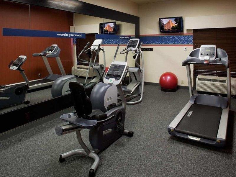 Hampton Inn Austin - Northwest Arboretum Sport und Freizeit