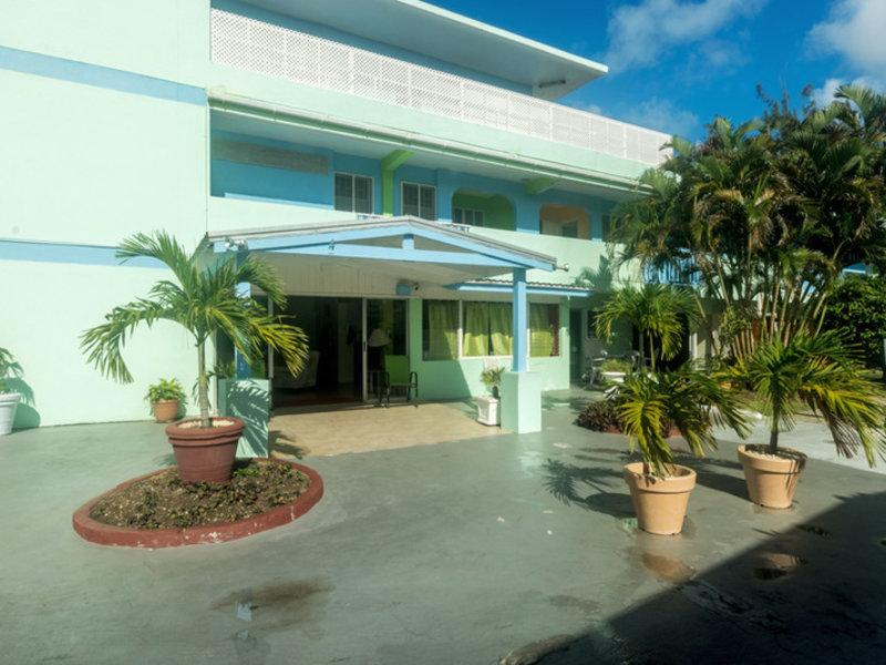 Palm Garden Außenaufnahme