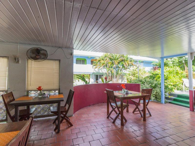 Palm Garden Terrasse