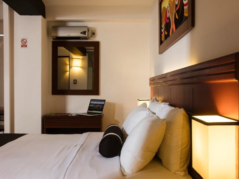 Hotel Ferre Cusco Wohnbeispiel