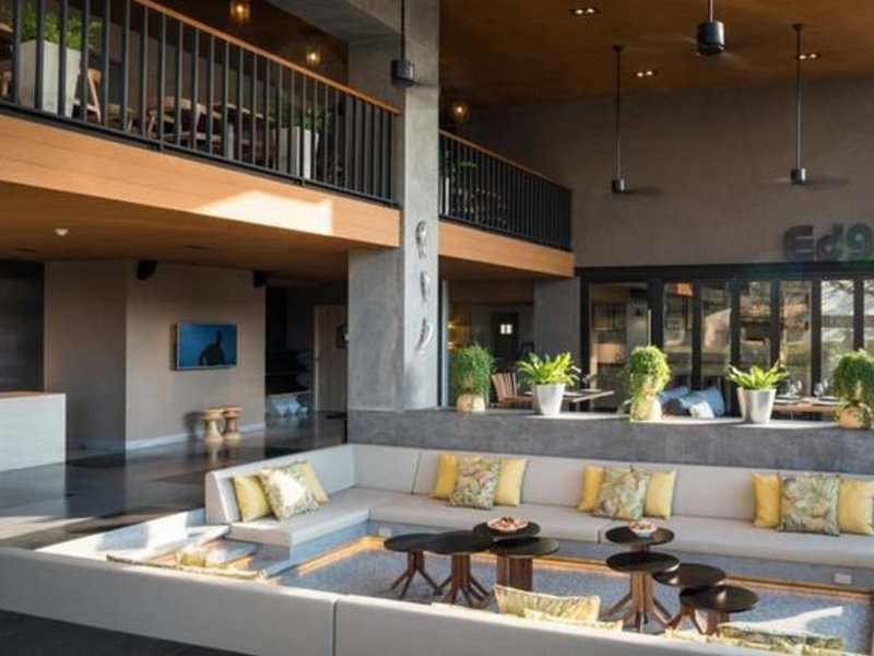 The Silver Palm Rama 9 - Bangkok Lounge/Empfang