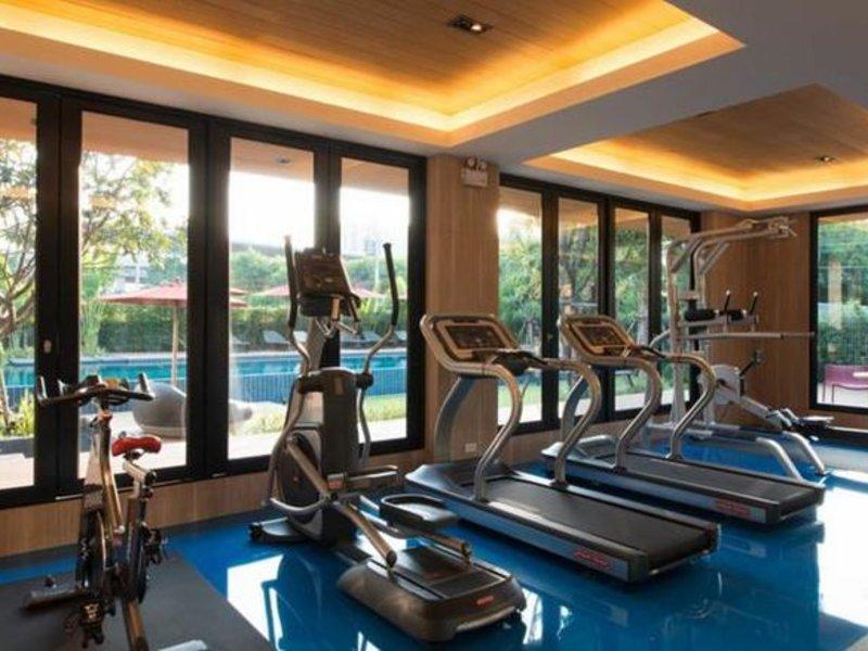 The Silver Palm Rama 9 - Bangkok Sport und Freizeit
