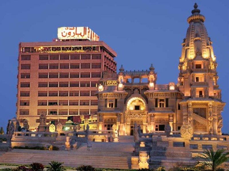 Baron Heliopolis Kairo Außenaufnahme