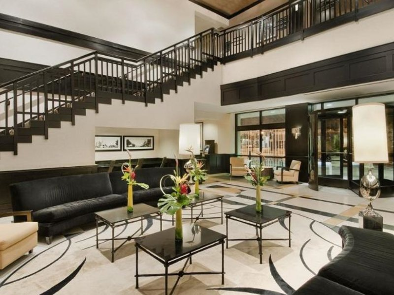 Hampton Inn Chicago Downtown/Magnificent Mile Lounge/Empfang