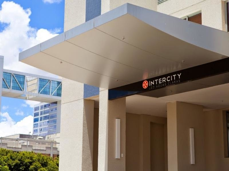 Intercity LED Aguas Claras Außenaufnahme
