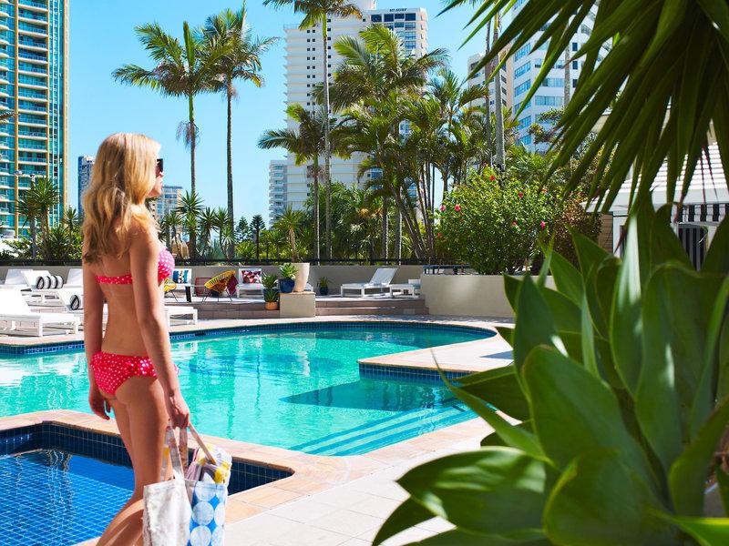 QT Gold Coast Pool