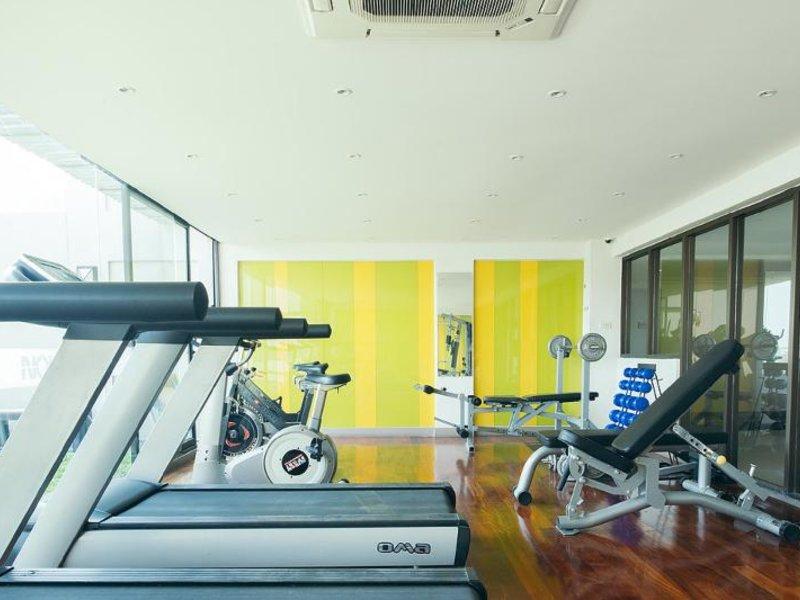 Thomson Hotels & Residences @ Ramkhamhaeng Sport und Freizeit