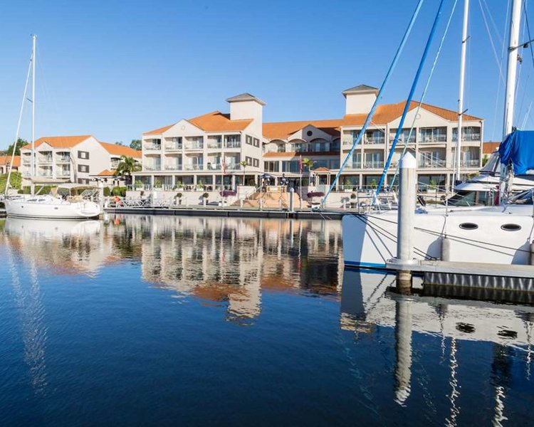 Ramada Hotel Hope Harbour Außenaufnahme