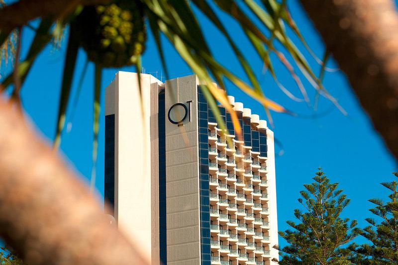 QT Gold Coast Außenaufnahme