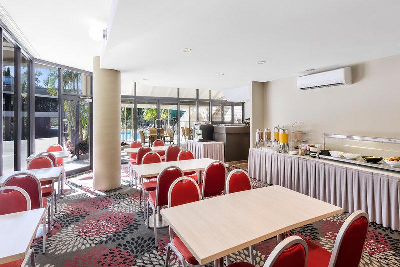 Travelodge Rockhampton Restaurant