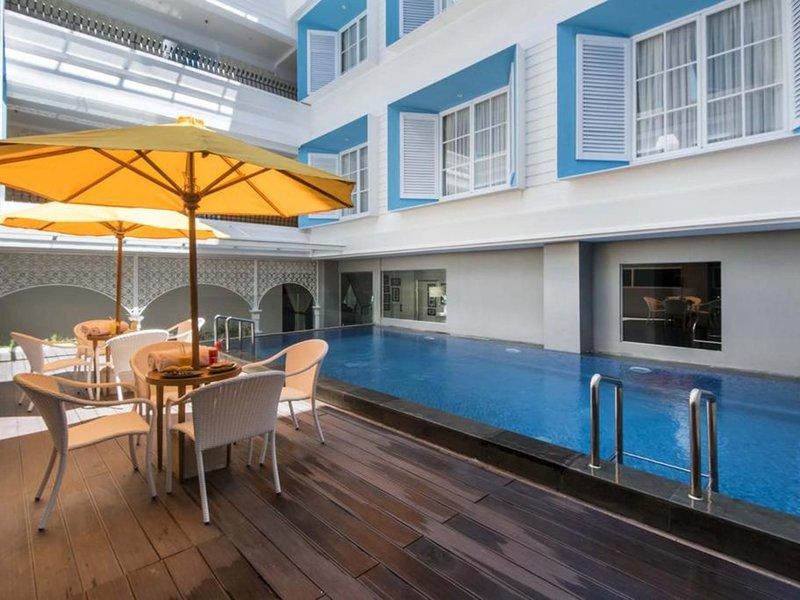 Yan´s House Hotel Bali Außenaufnahme