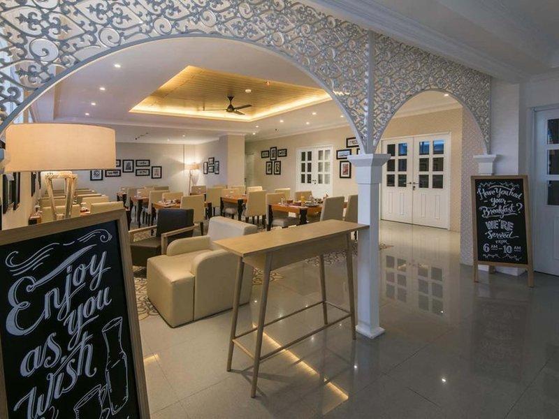 Yan´s House Hotel Bali Restaurant