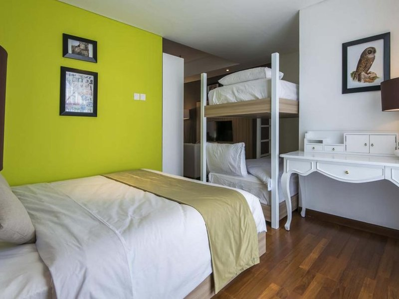 Yan´s House Hotel Bali Wohnbeispiel