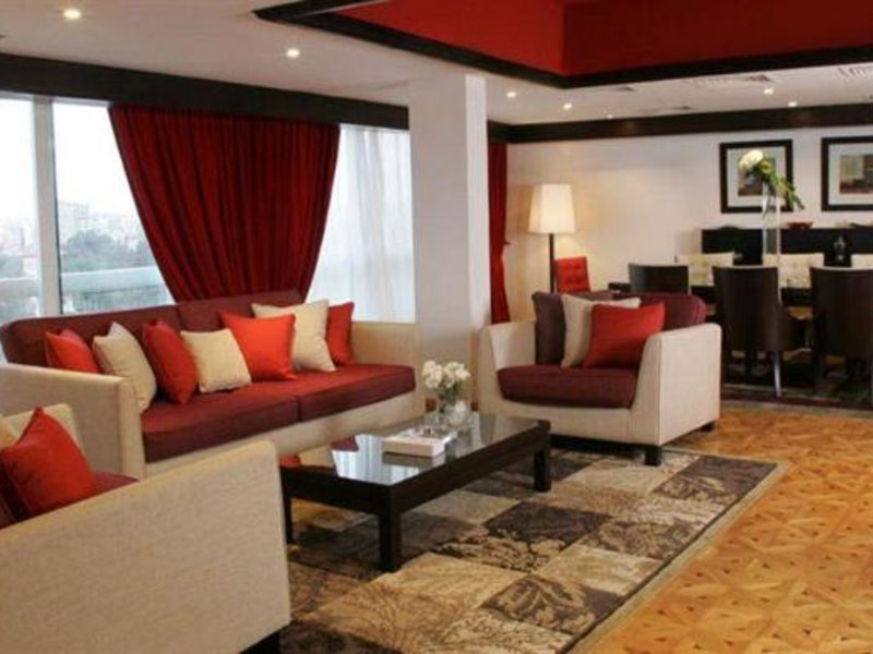 Helnan Palestine Lounge/Empfang