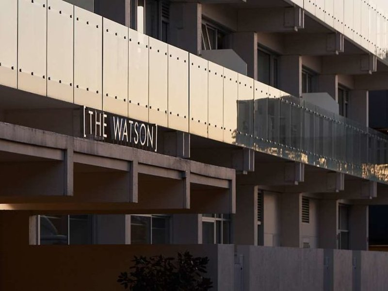 The Watson Außenaufnahme