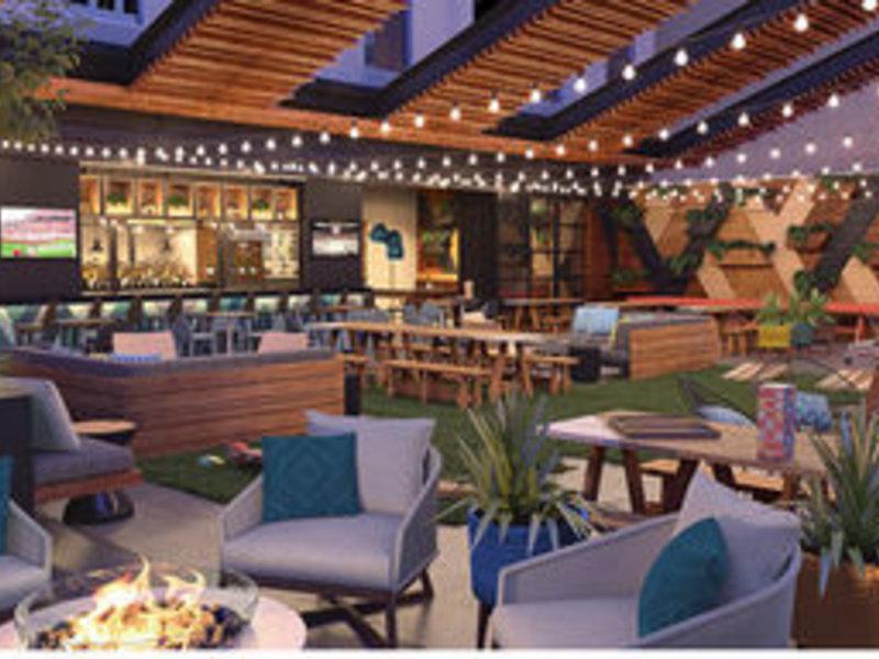 Element Austin Downtown Bar