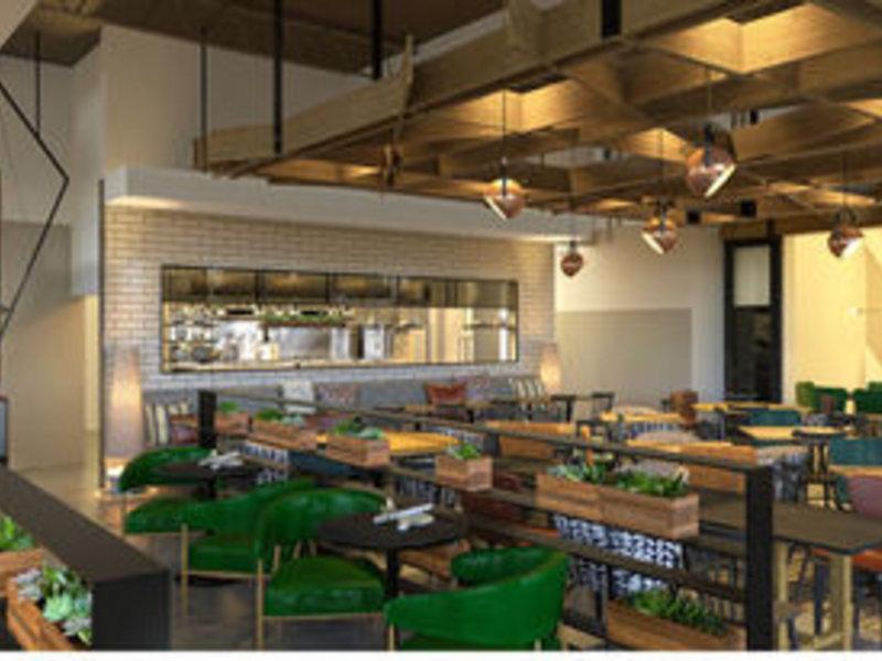 Element Austin Downtown Restaurant