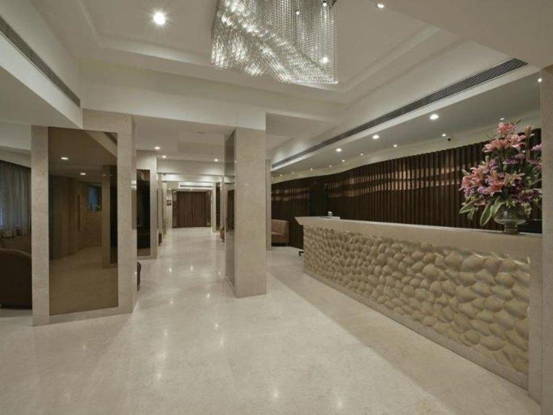 Comfort Inn Heritage Lounge/Empfang