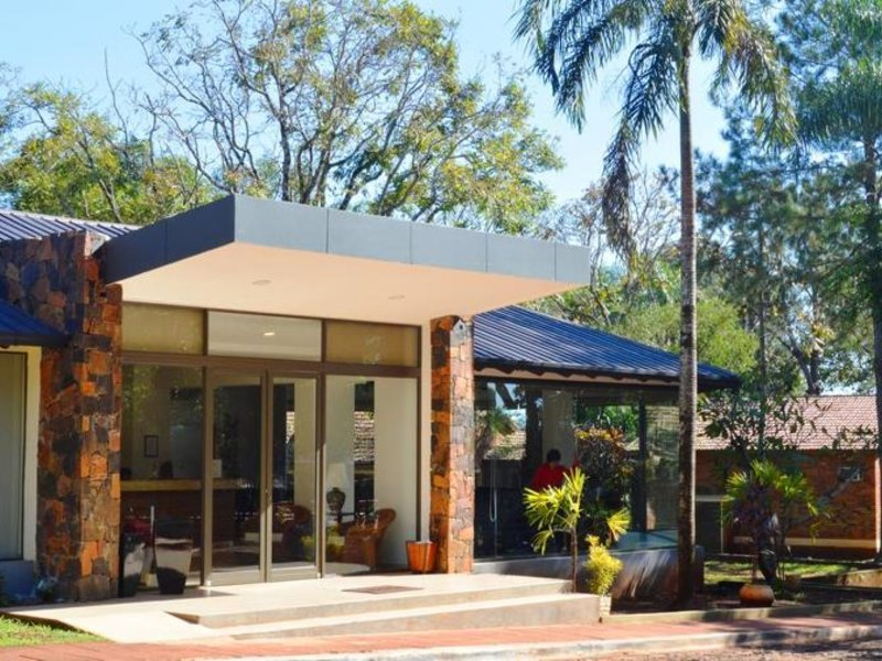 Pirayu Lodge Resort Außenaufnahme