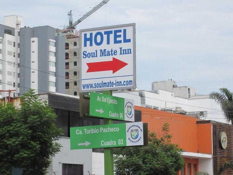 Soul Mate Inn Außenaufnahme