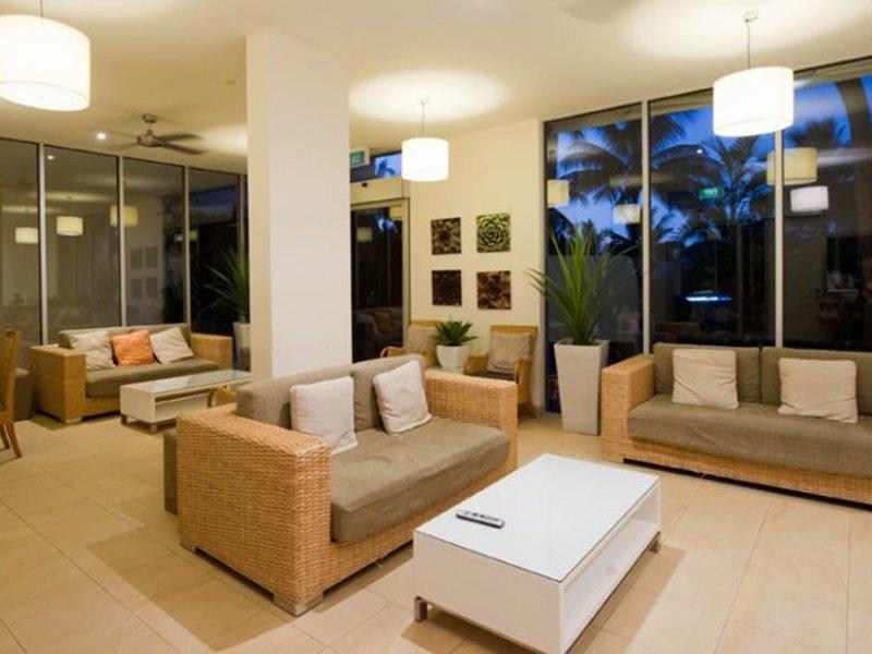Hamilton Island Whitsunday Holiday Appartements Lounge/Empfang