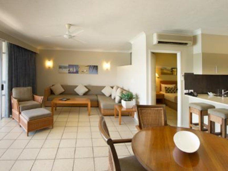 Hamilton Island Whitsunday Holiday Appartements Wohnbeispiel