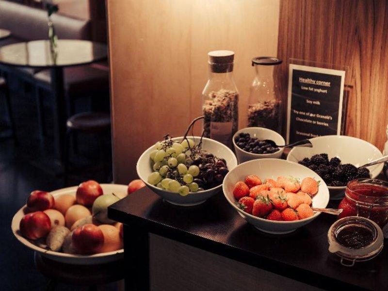 Hotel O Kathedral Restaurant
