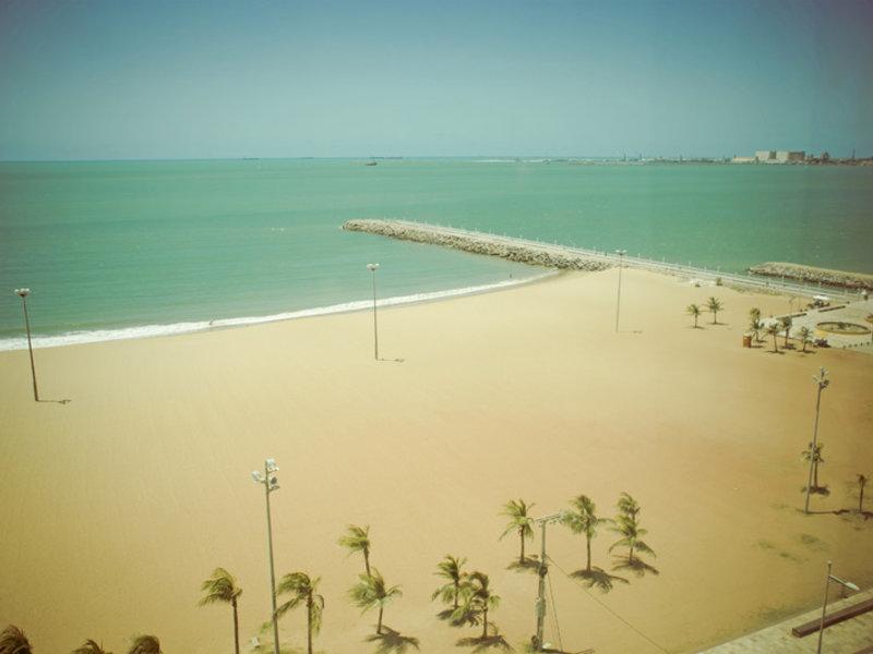 Carmel Magna Praia Hotel Strand