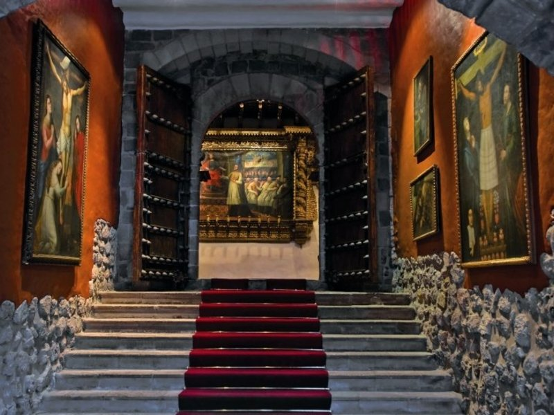 Belmond Hotel Monasterio Cusco Bar