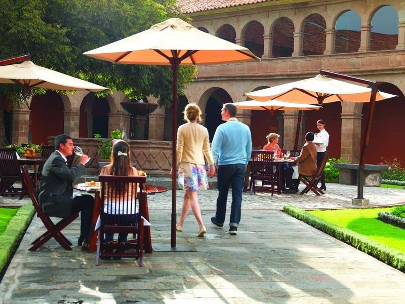 Belmond Hotel Monasterio Cusco Personen
