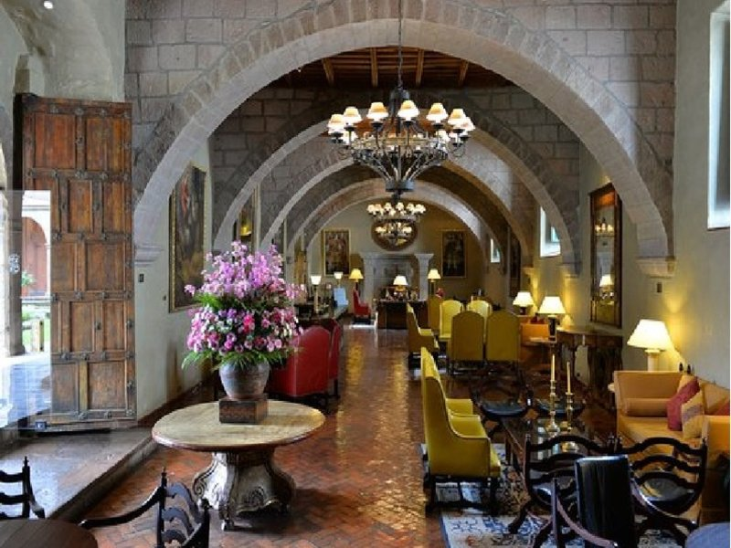Belmond Hotel Monasterio Cusco Lounge/Empfang