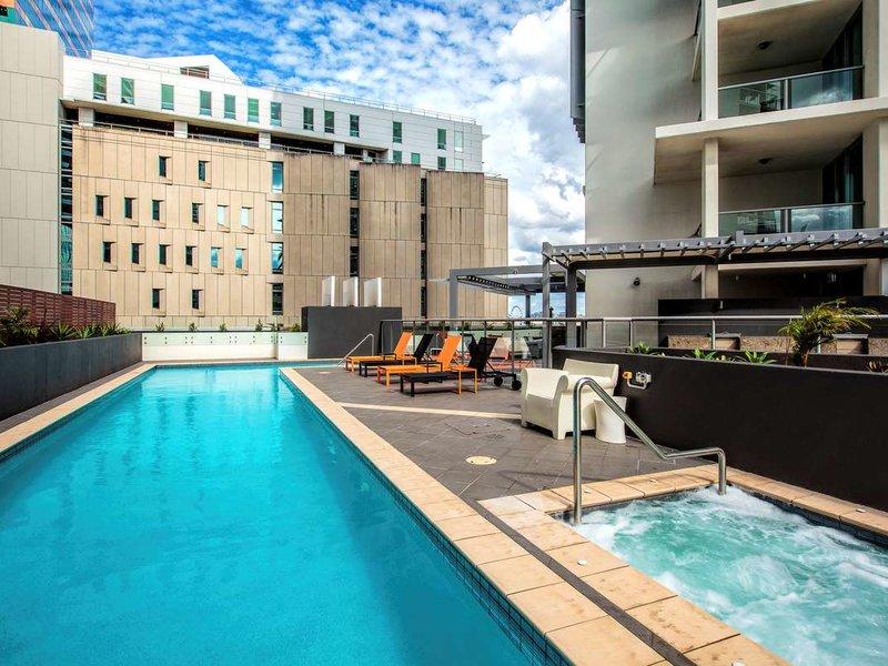 Evolution Apartments Pool