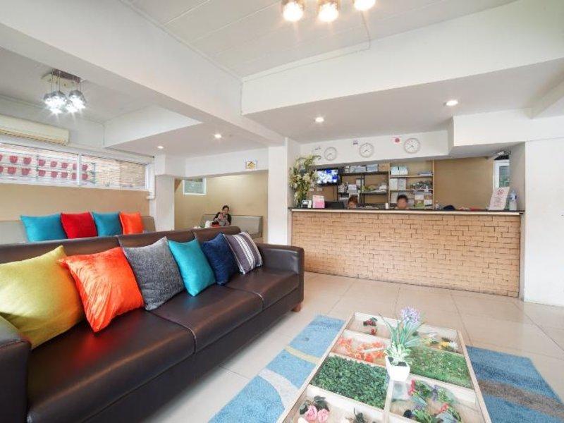 48 Ville Donmuang Airport Lounge/Empfang