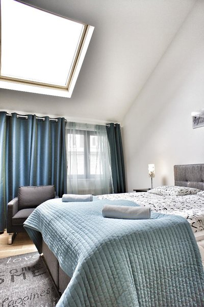 Laeken Residence Wohnbeispiel