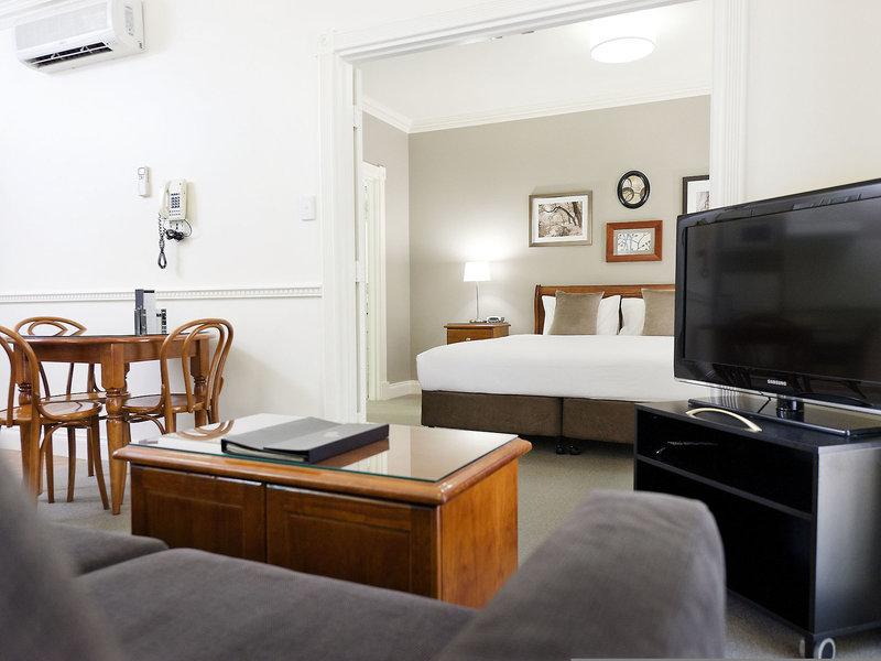 Majestic Old Lion Apartments Wohnbeispiel