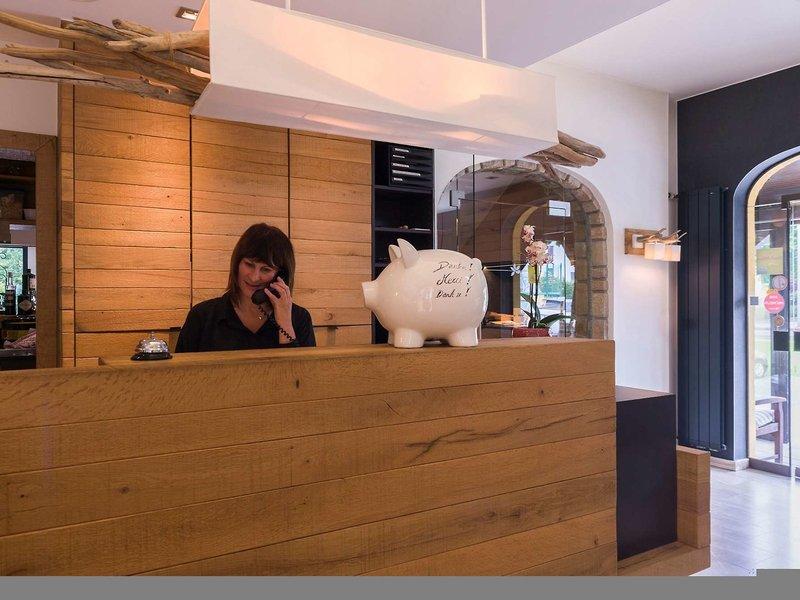 Bütgenbacher Hof Lounge/Empfang