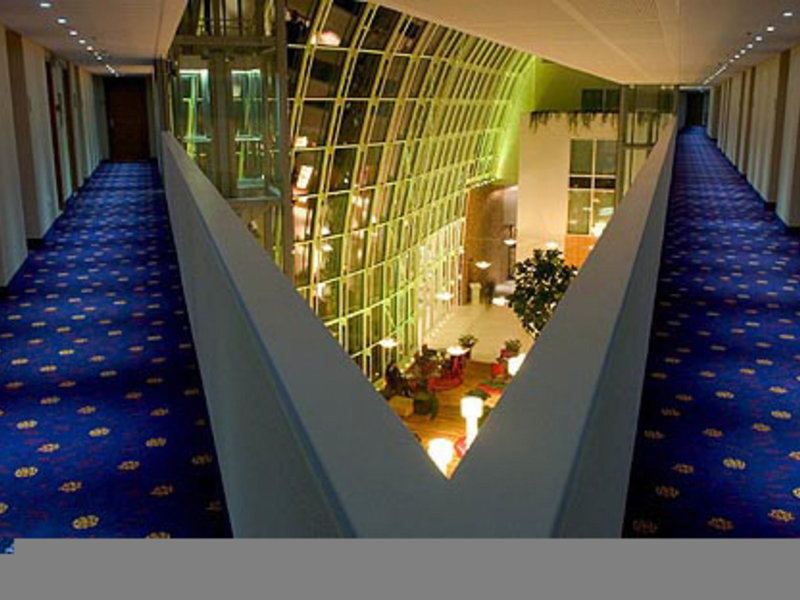 Marriott Ghent Lounge/Empfang