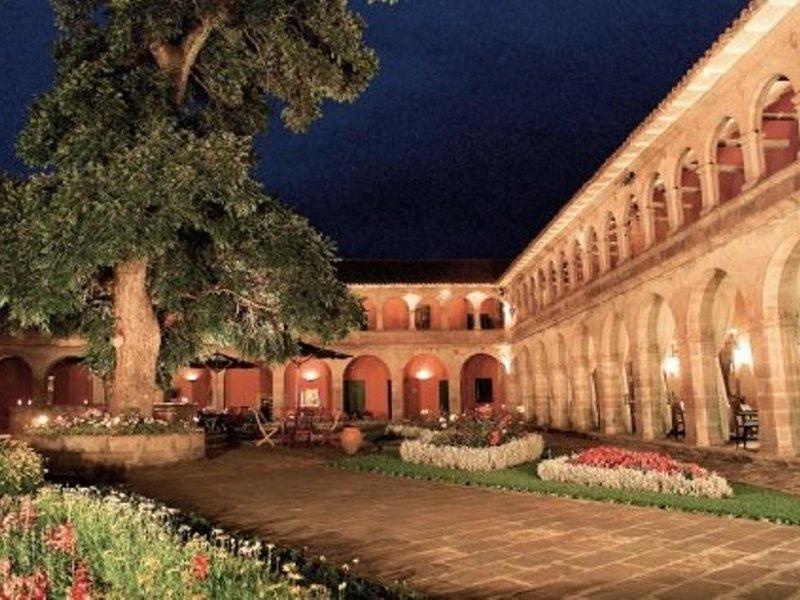 Belmond Hotel Monasterio Cusco Außenaufnahme