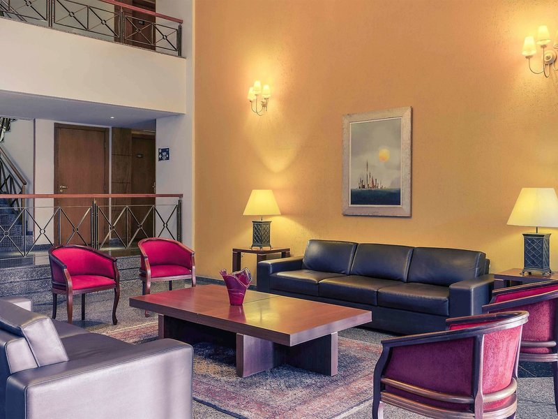 Tulip Inn Sao Jose dos Pinhais Lounge/Empfang