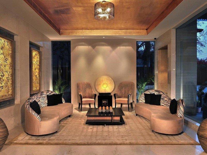 The Visaya Lounge/Empfang