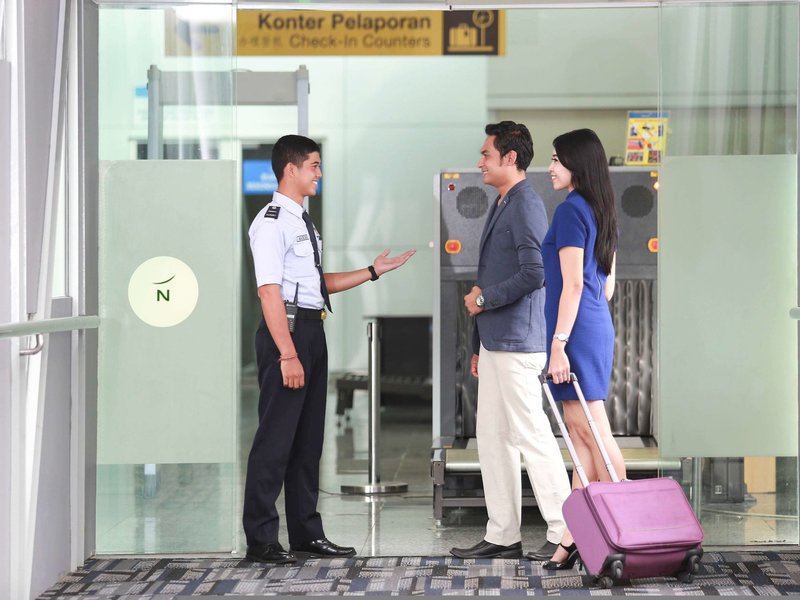 Novotel Bali Ngurah Rai Airport Personen
