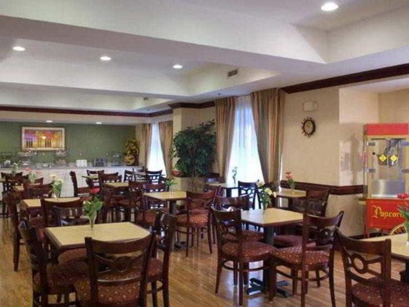 Fairfield Inn and Suites by Marriott Atlanta Buckhead Restaurant
